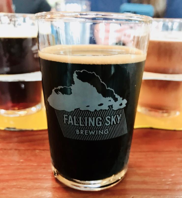 Falling Sky Brewing Logo