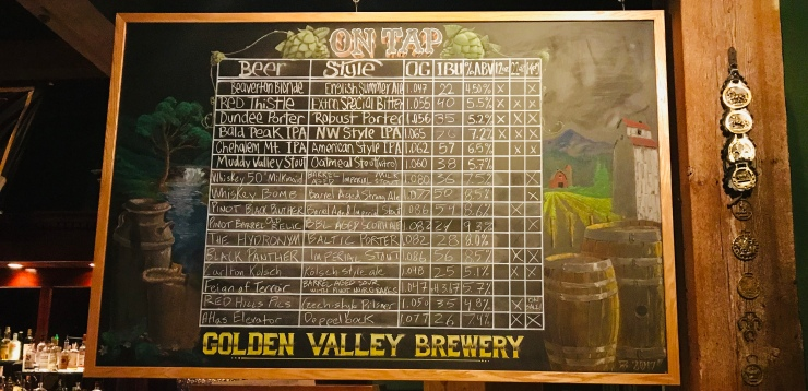 Golden Valley Brewing 2