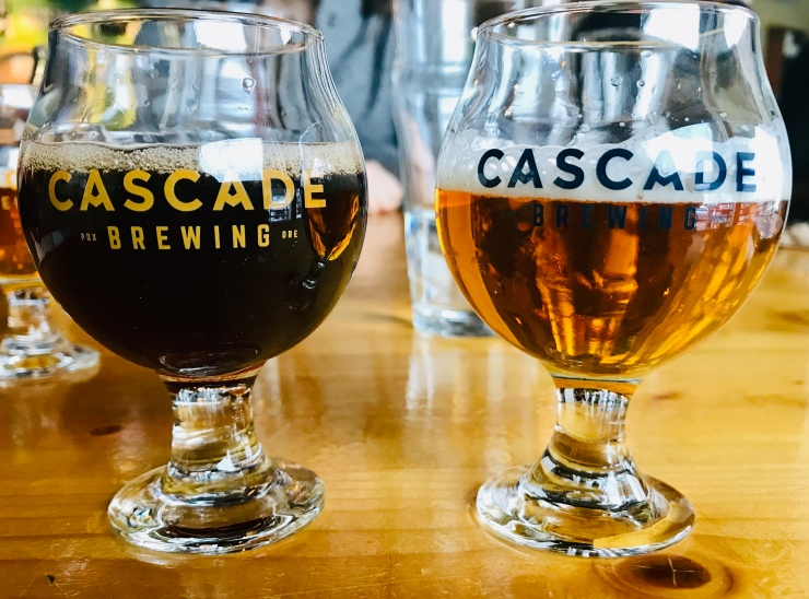 Cascade Brewing 1