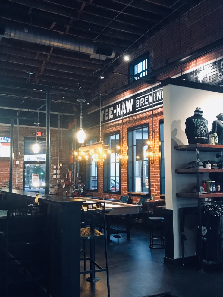 Yee Haw Brewing Company 2