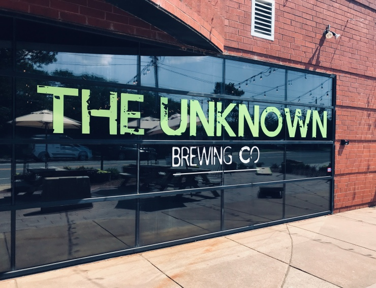 The Unknown Brewing Company 2