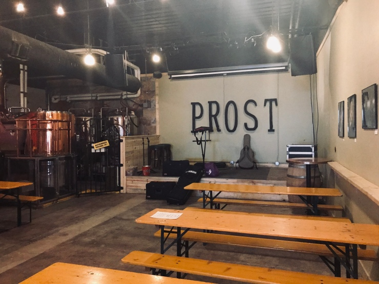 Prost Brewing 2