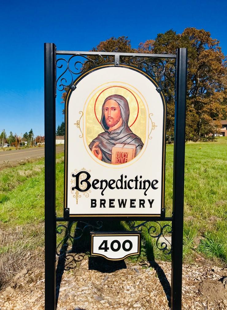 Benedictine Brewery 1