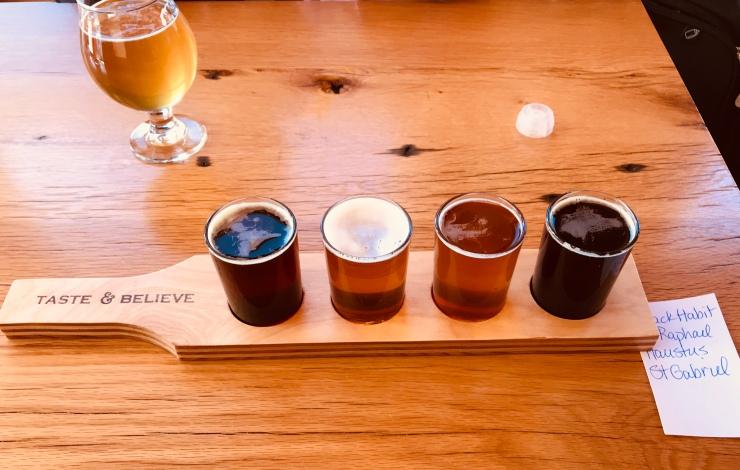Benedictine Brewery 2