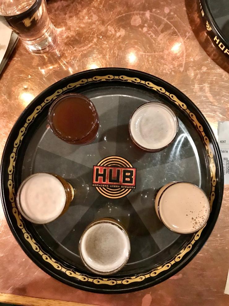 Hopworks Urban Brewery 2