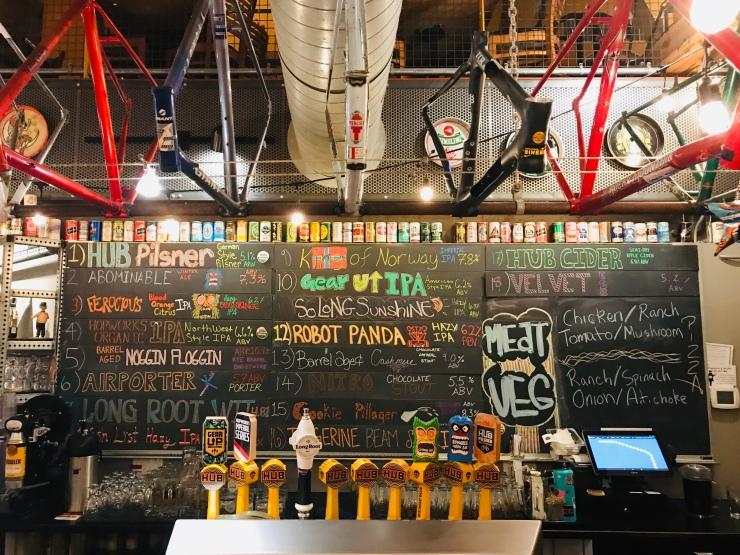 Hopworks Urban Brewery 3