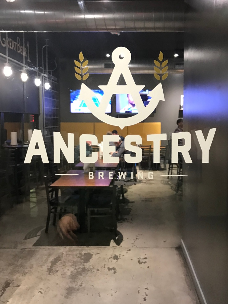 Ancestry Brewing 1
