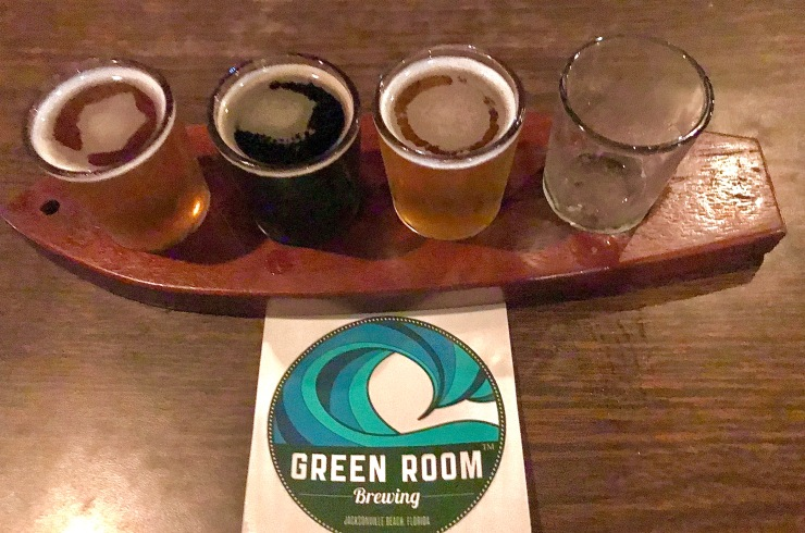 Green Room Brewing 1