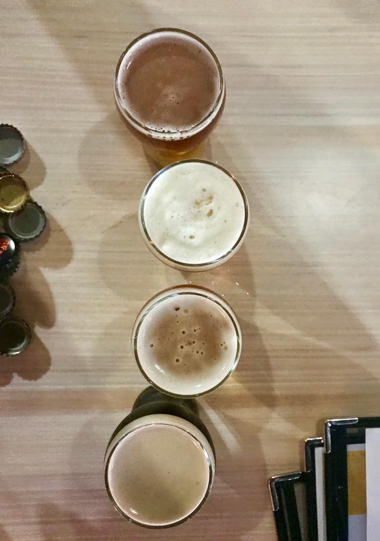 Hiatus Brewing Company 1